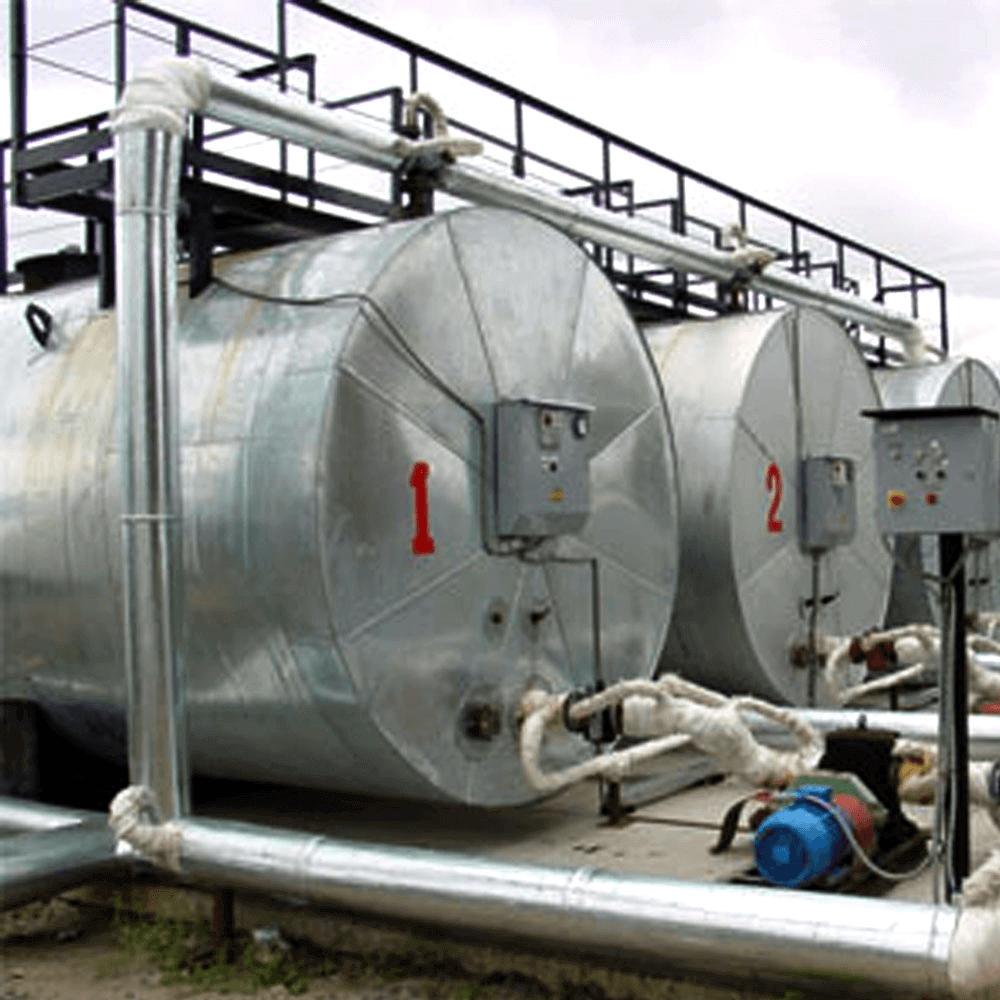 Поверка и калибровка резервуаров и цистерн