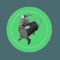Вакуумная установка для зачистки резервуаров 311