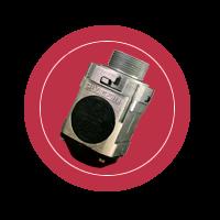 Клапан дыхательный CIVACON  NV3000 E (аналог)