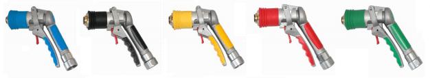 доступные цвета газораздаточного пистолета LPG