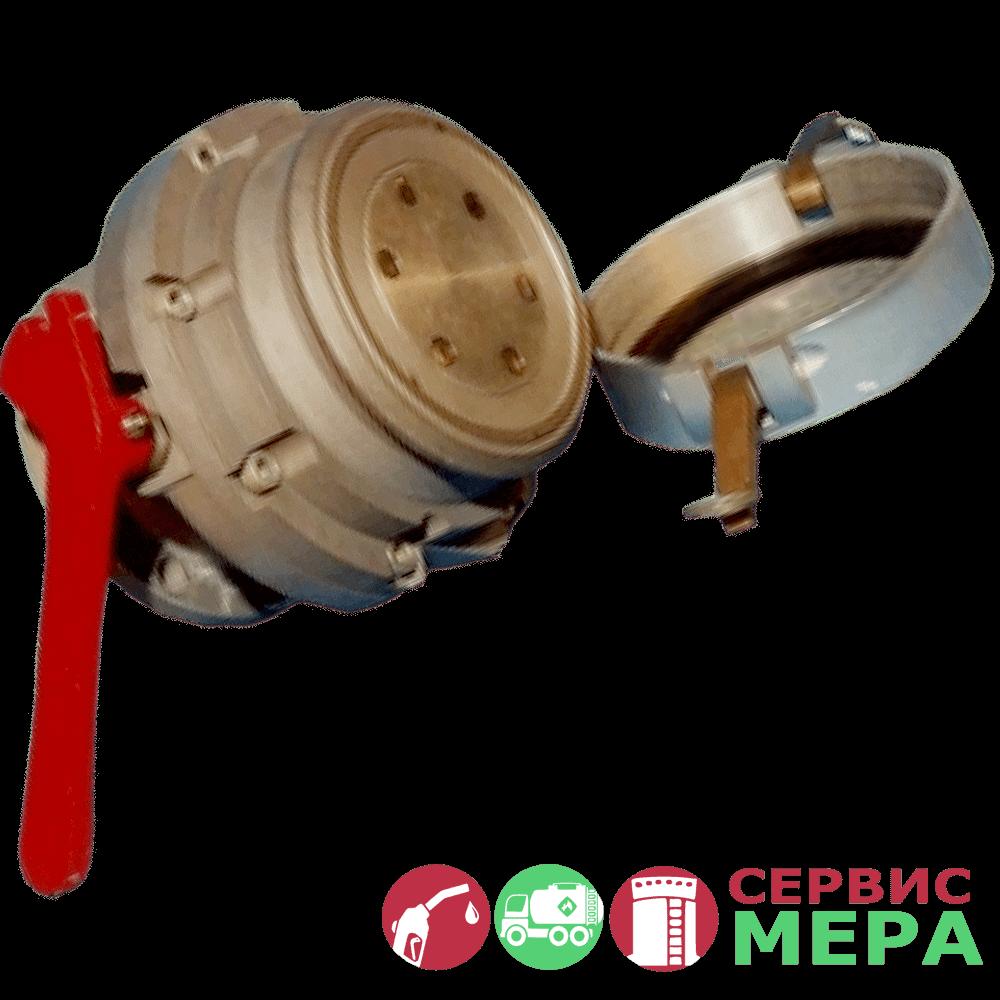 Клапан обратный 918.00.00.00 для трубопровода бензовоза