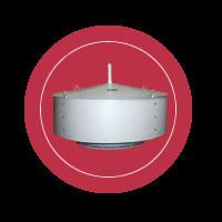 Клапан аварийный АК-500