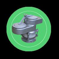 Клапан дыхательный механический КДМ-К2 100, КДМ-К2 150
