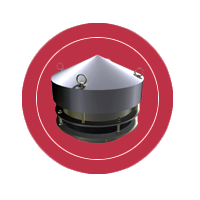 Клапан дыхательный совмещенный КДС-1500М