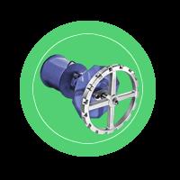 Механизм управления хлопушкой резервуара МУ-1