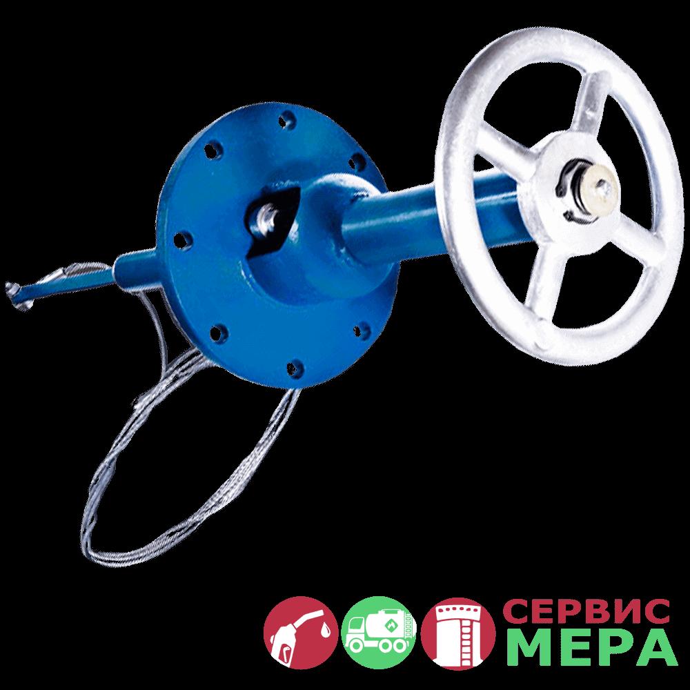 Механизм управления хлопушкой верхний МУВ (МУВ-80, МУВ-250, МУВ-400)