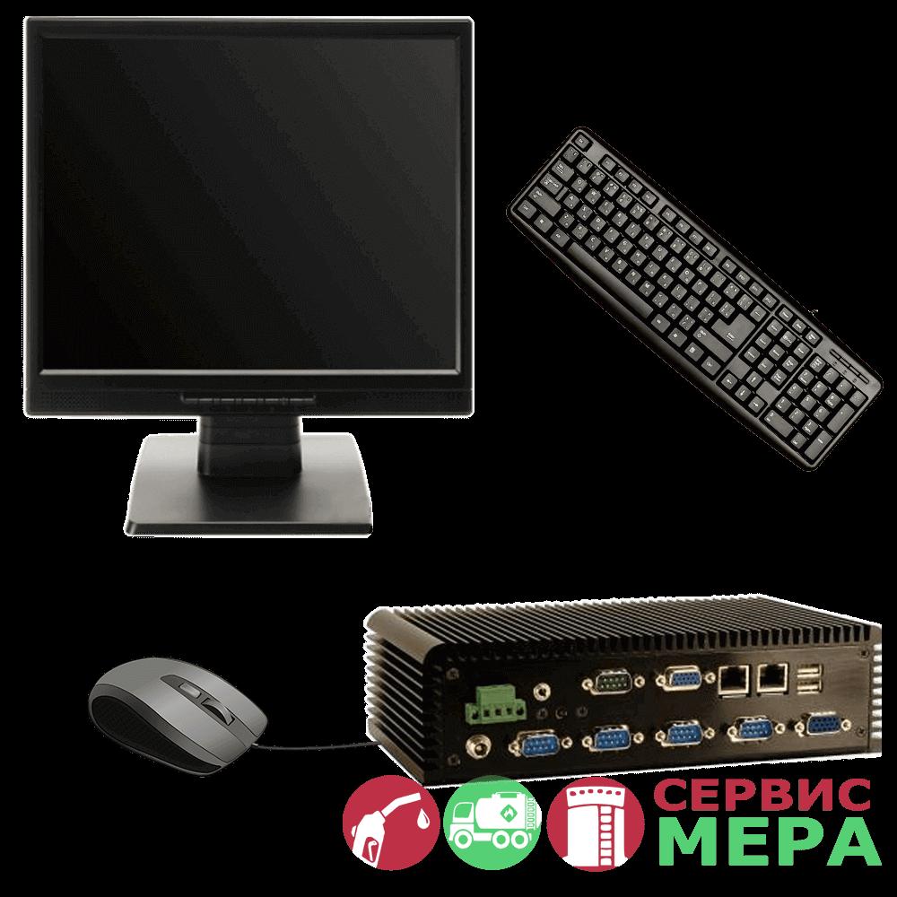 Компьютер для системы управления АЗС GasKit