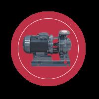 Насос консольный КМ-100-80-160-Е