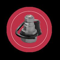 Ниппель высокого давления (100-400 МПа)