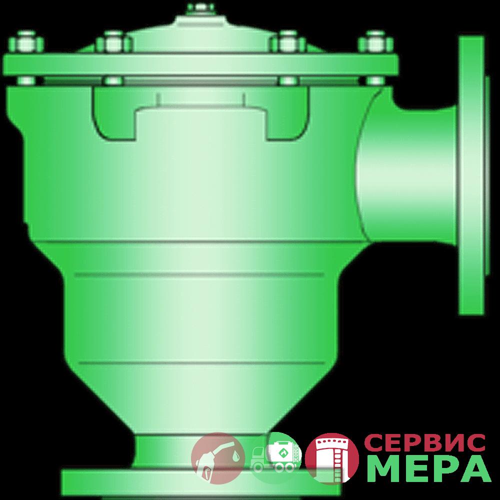 Дыхательный клапан Protego DR / ES-V