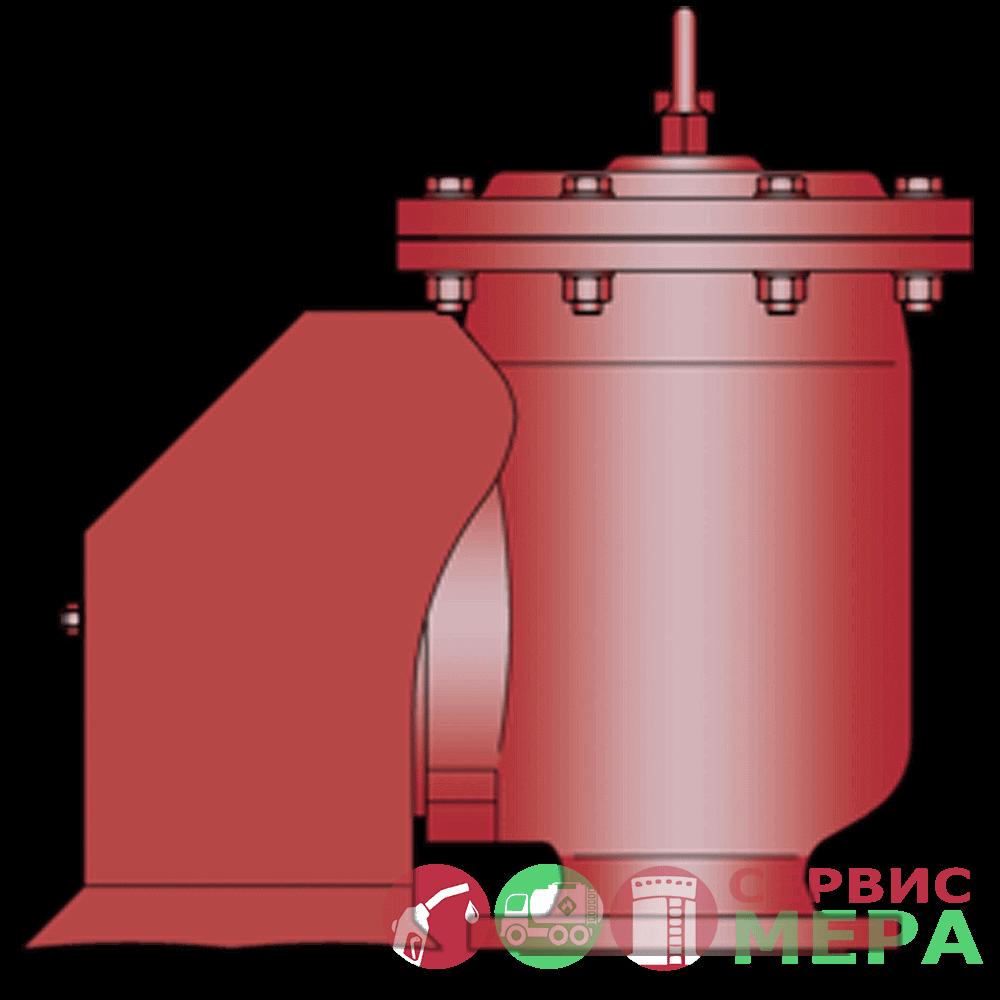 Клапан дыхательный совмещенный КДС VD/TS Protego