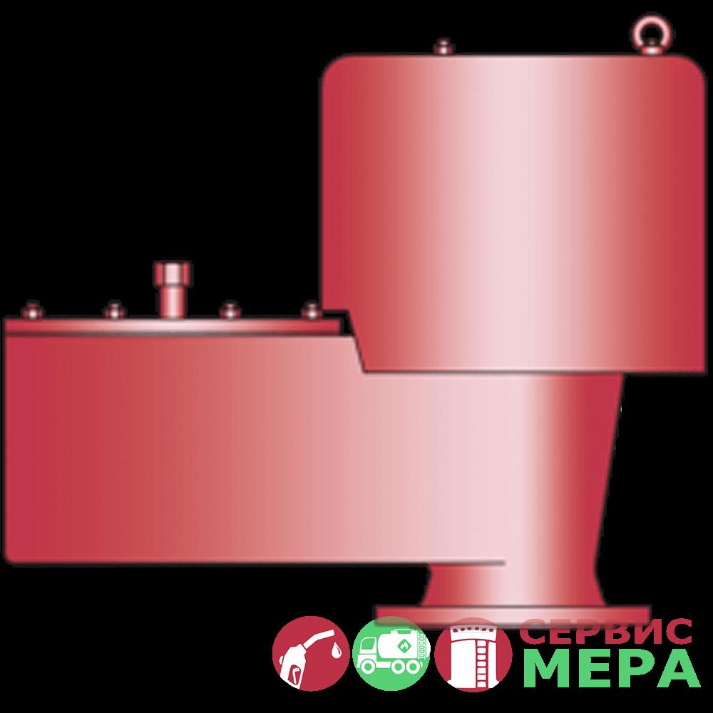 Усовершенствованный совмещенный дыхательный клапан Protego VD / SV