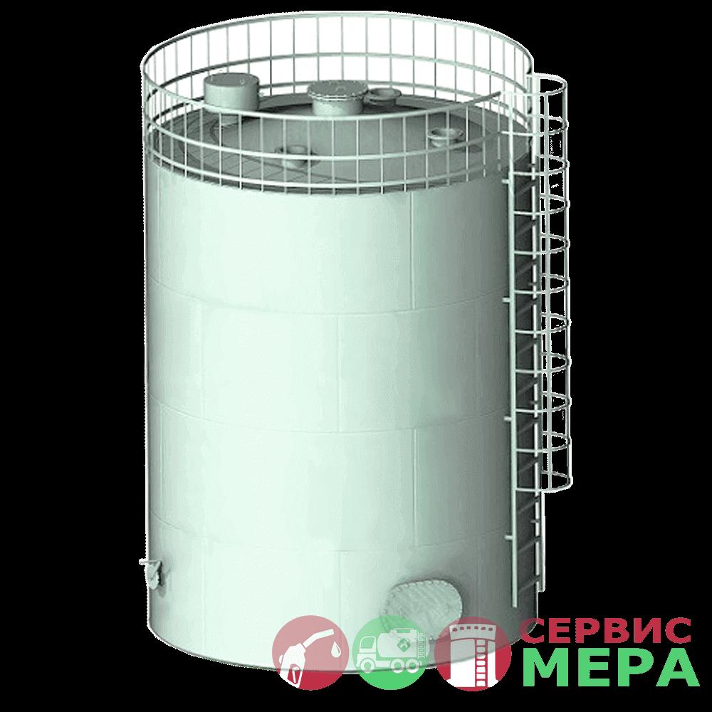 Резервуар вертикальный стальной РВС-100