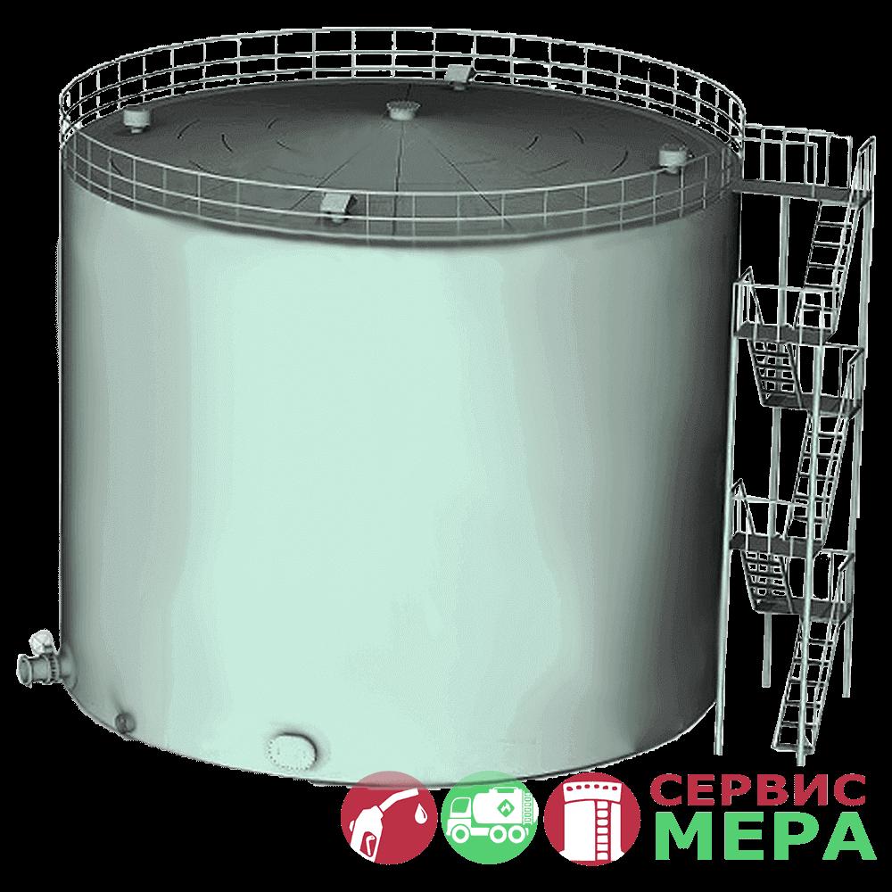 Резервуар вертикальный стальной РВС-1000
