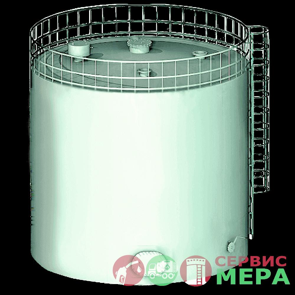 Резервуар вертикальный стальной РВС-400