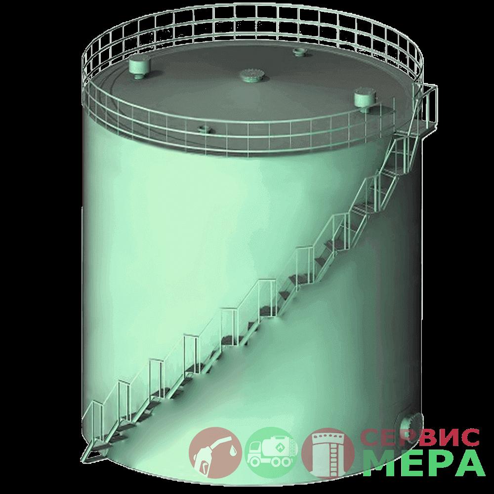 Резервуар вертикальный стальной РВС-500