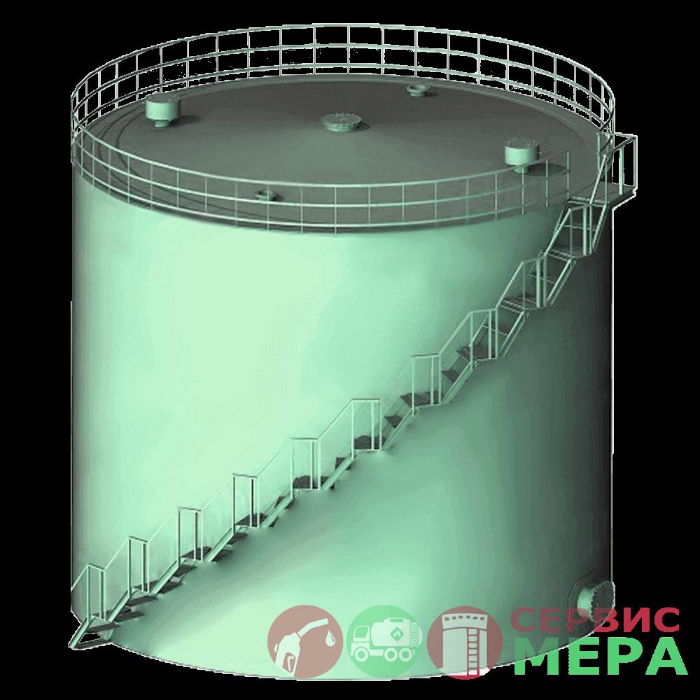 Резервуар вертикальный стальной РВС-700