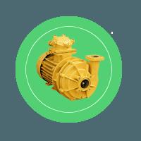 Консольный моноблочный насос КМН-80-65-155