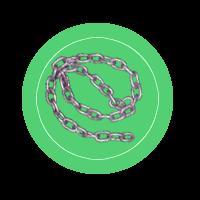 Заземляющая цепь для бензовоза