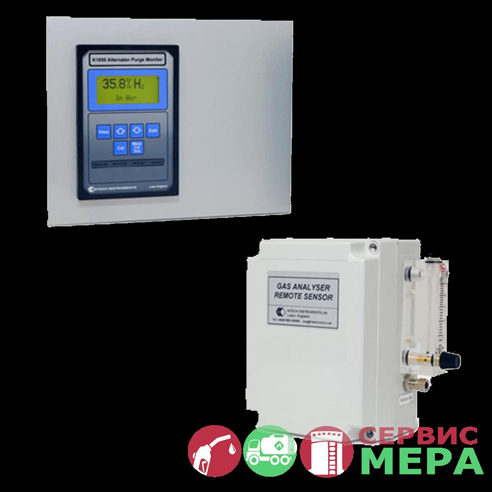 стационарный анализатор водорода K1650AP MTL