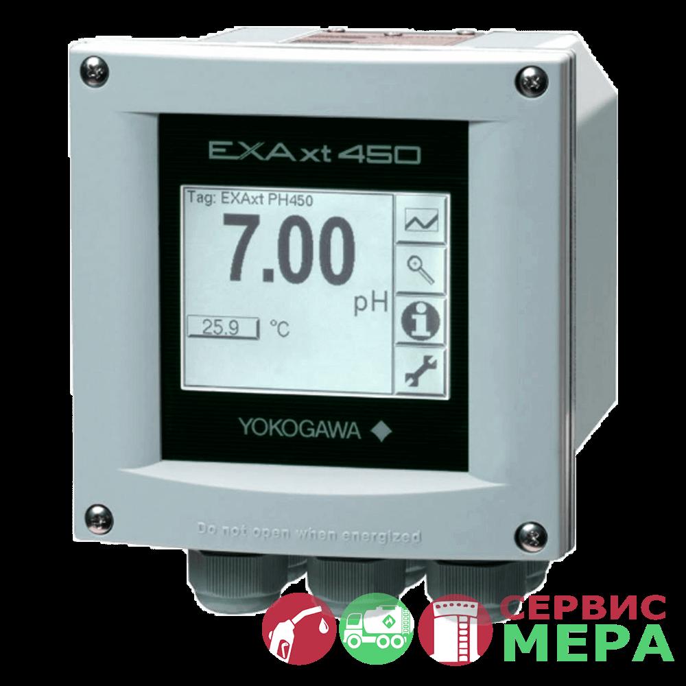 анализатор уровня pH и ОВП Yokogawa  PH450G