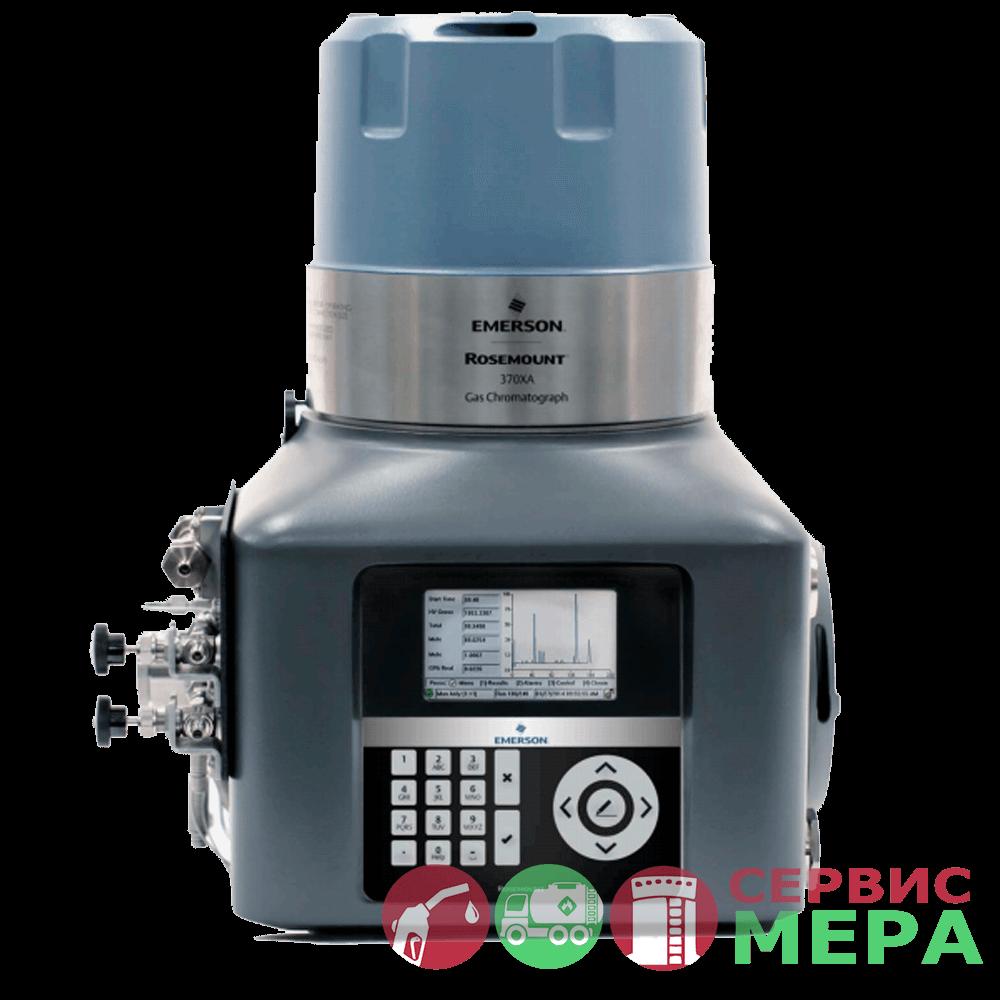 хромотограф природного газа  Rosemount 370XA