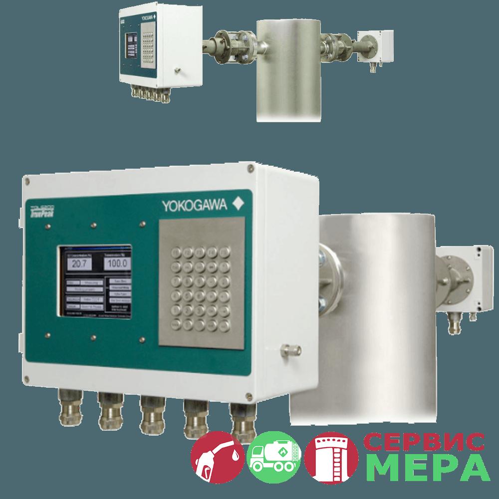 Лазерный анализатор технологических газов TruePeak TDLS200 Yokogawa