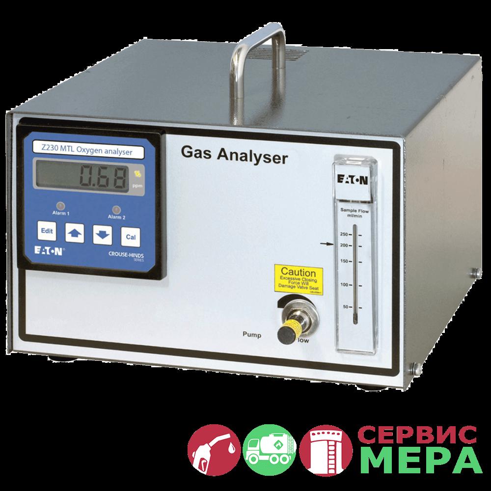 Настольный циркониевый анализатор кислорода Z230 MTL