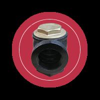 Клапан обратный угловой OPW 14NL-2