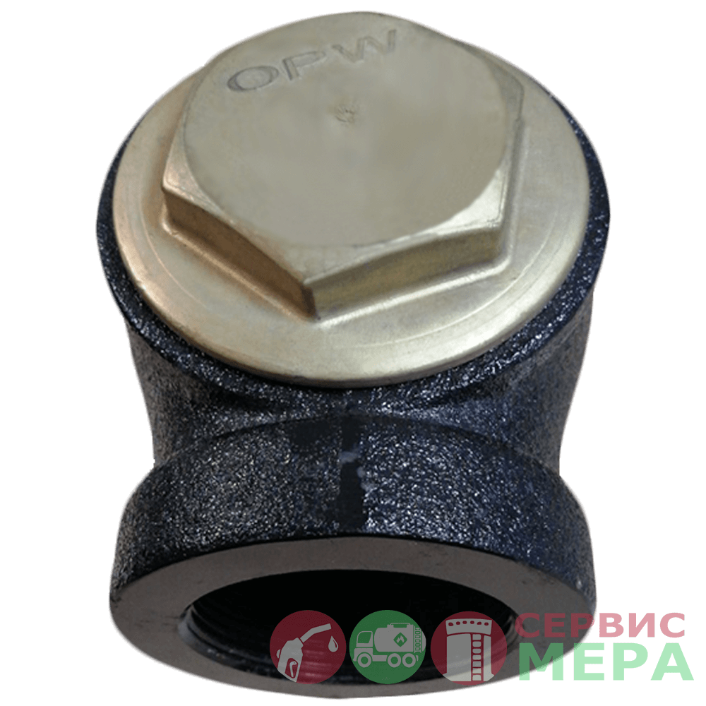 Клапан обратный угловой OPW 14NL-2 - вид 4